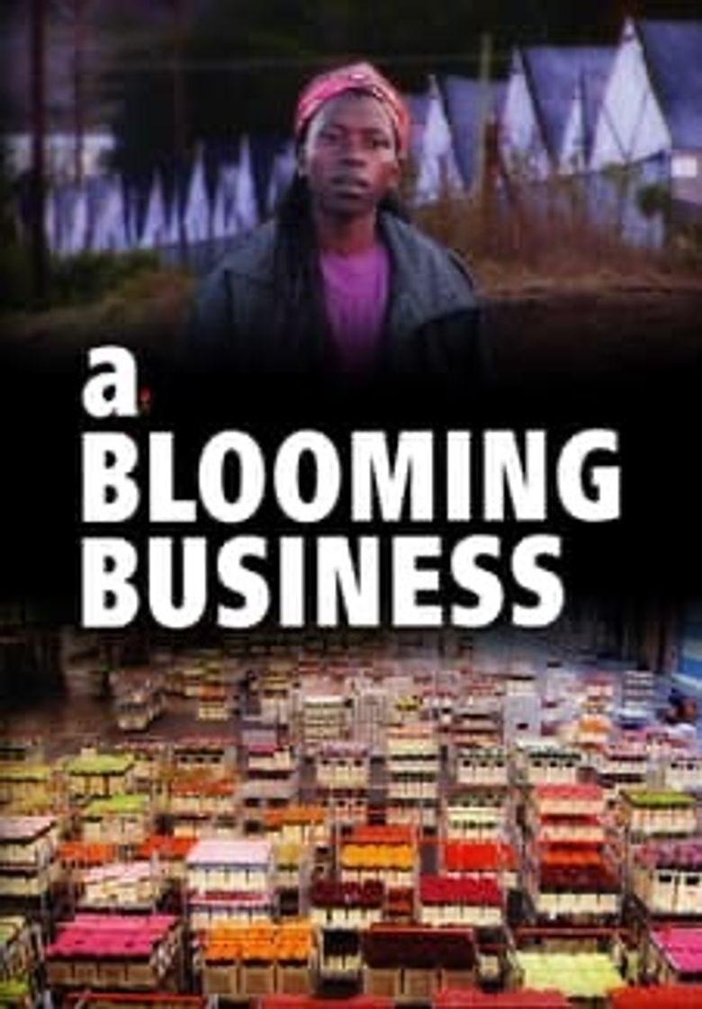 A Blooming Business Poster