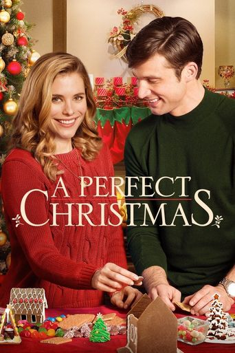 A Perfect Christmas Poster
