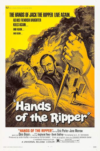 Watch Hands of the Ripper