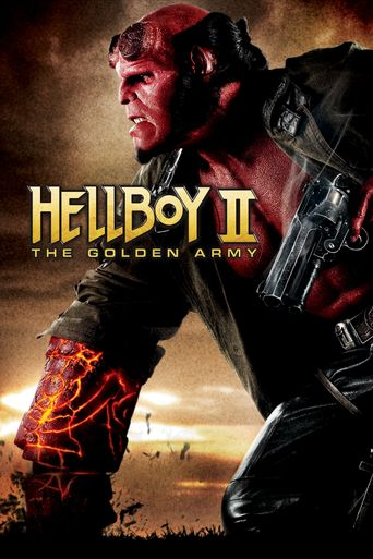 Watch Hellboy II: The Golden Army