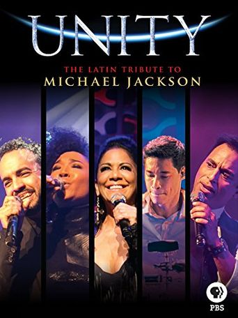 Unity: The Latin Tribute to Michael Jackson Poster