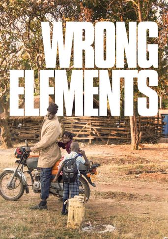 Wrong Elements Poster