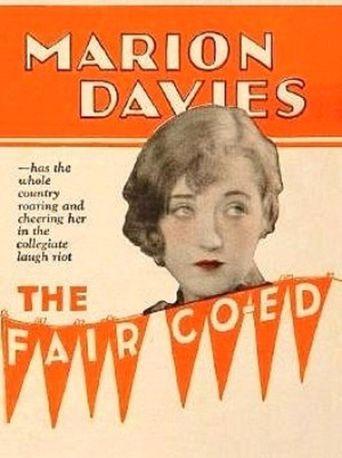 The Fair Co-Ed Poster