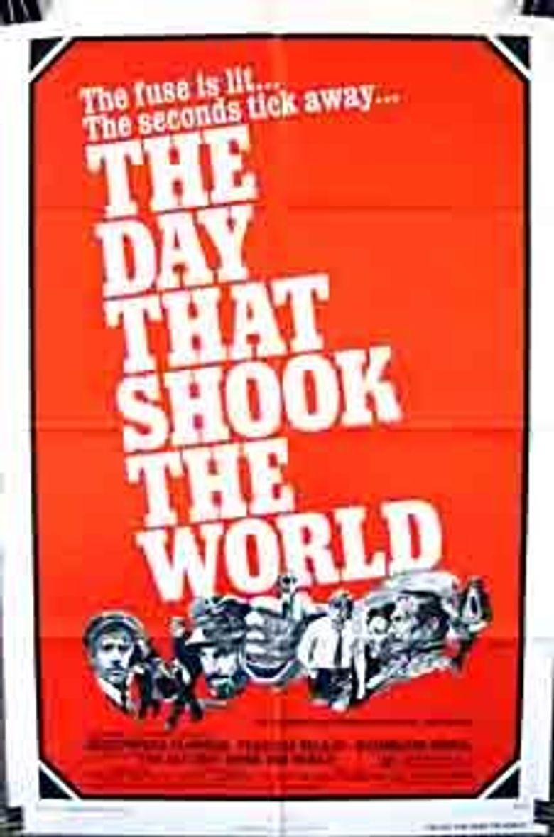 The Day That Shook the World Poster