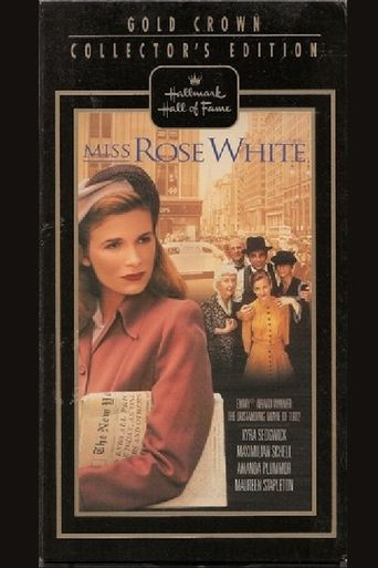 Miss Rose White Poster