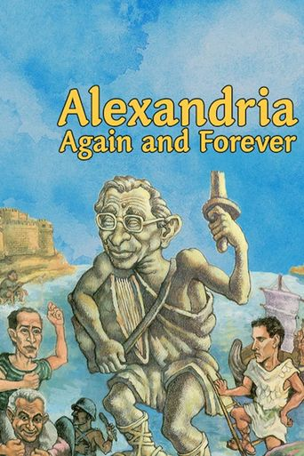 Alexandria, Again and Forever Poster