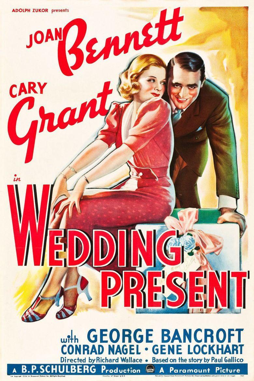 Wedding Present Poster