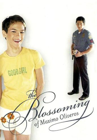 The Blossoming of Maximo Oliveros Poster