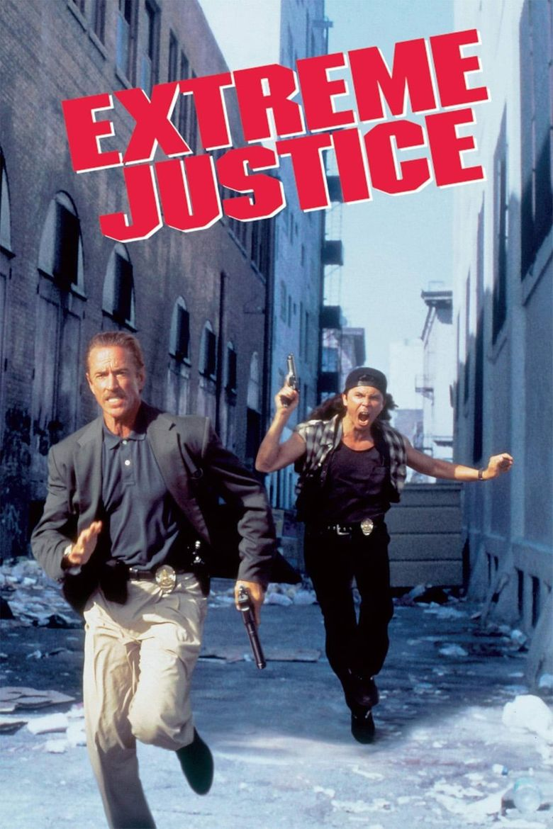 Extreme Justice Poster