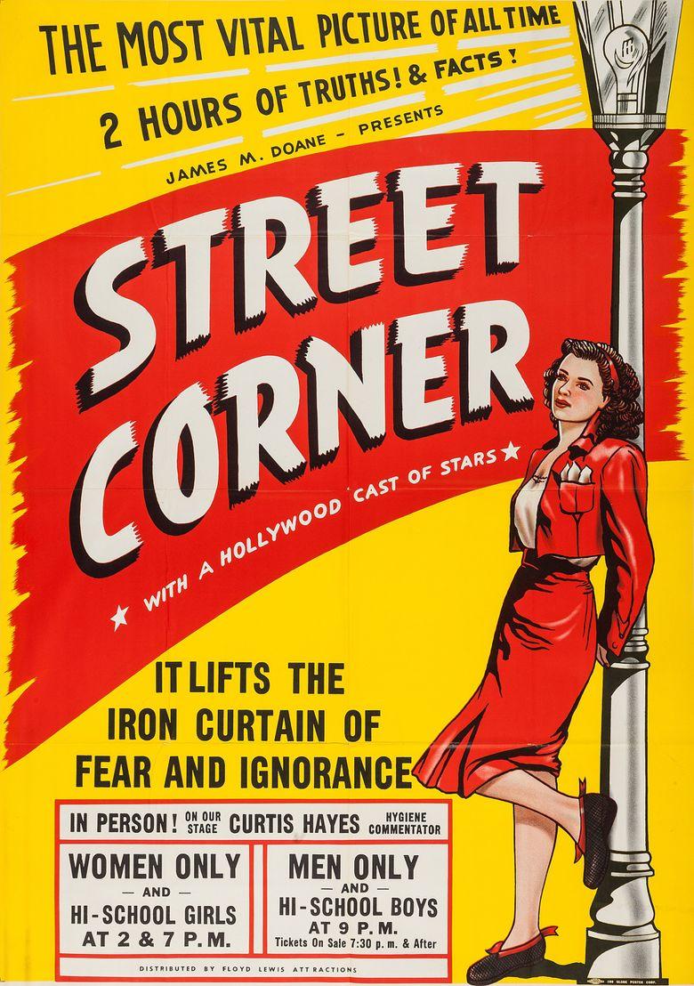 Street Corner Poster