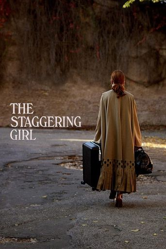 The Staggering Girl Poster