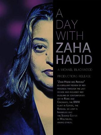 A Day with Zaha Hadid Poster