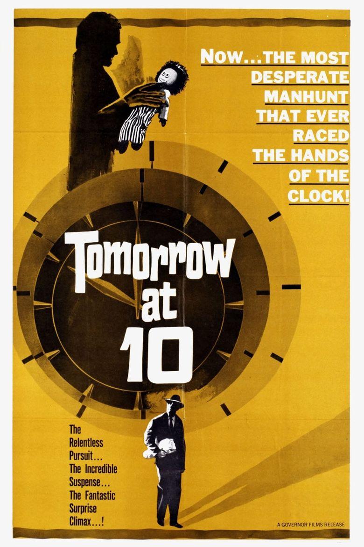 Tomorrow at Ten Poster