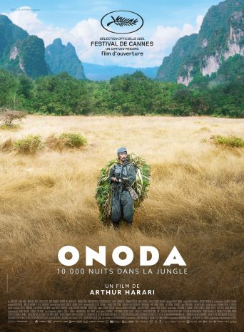 Onoda: 10,000 Nights in the Jungle Poster