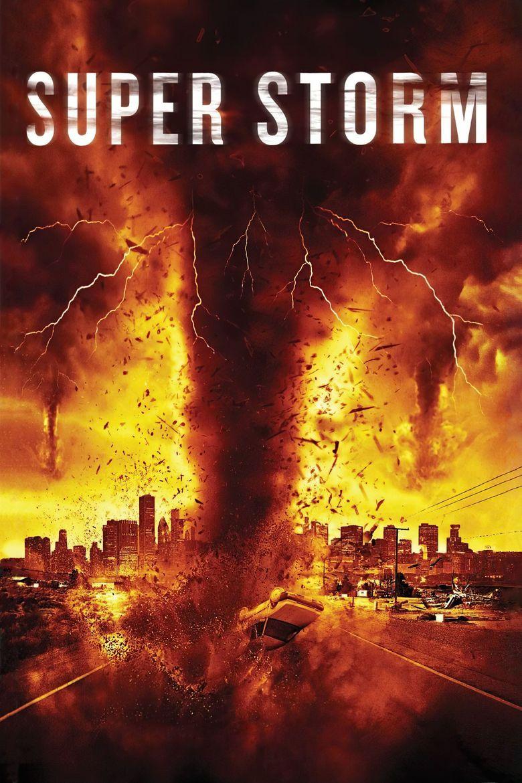 Mega Cyclone Poster