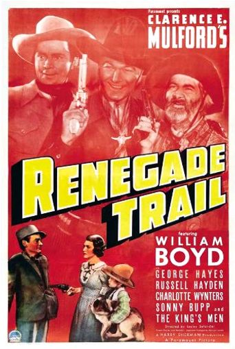 Renegade Trail Poster