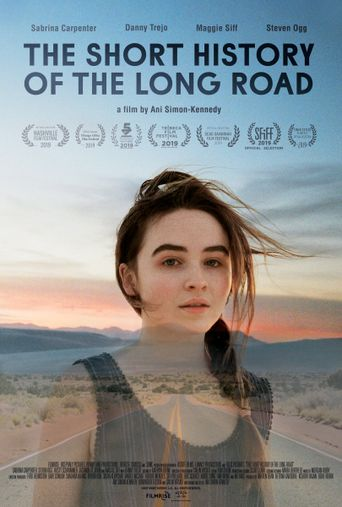 The Short History of the Long Road Poster