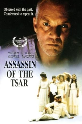 Assassin of the Tsar Poster