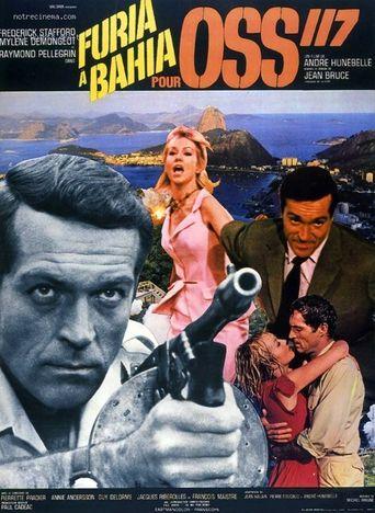 OSS 117: Mission for a Killer Poster