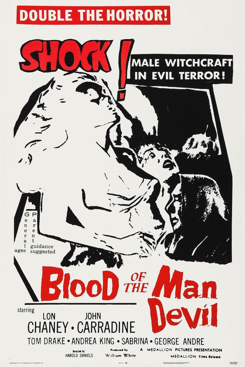 House of the Black Death Poster