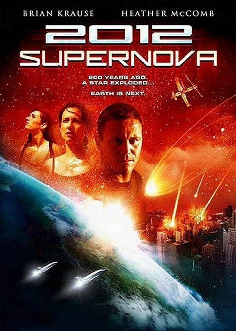 2012: Supernova Poster