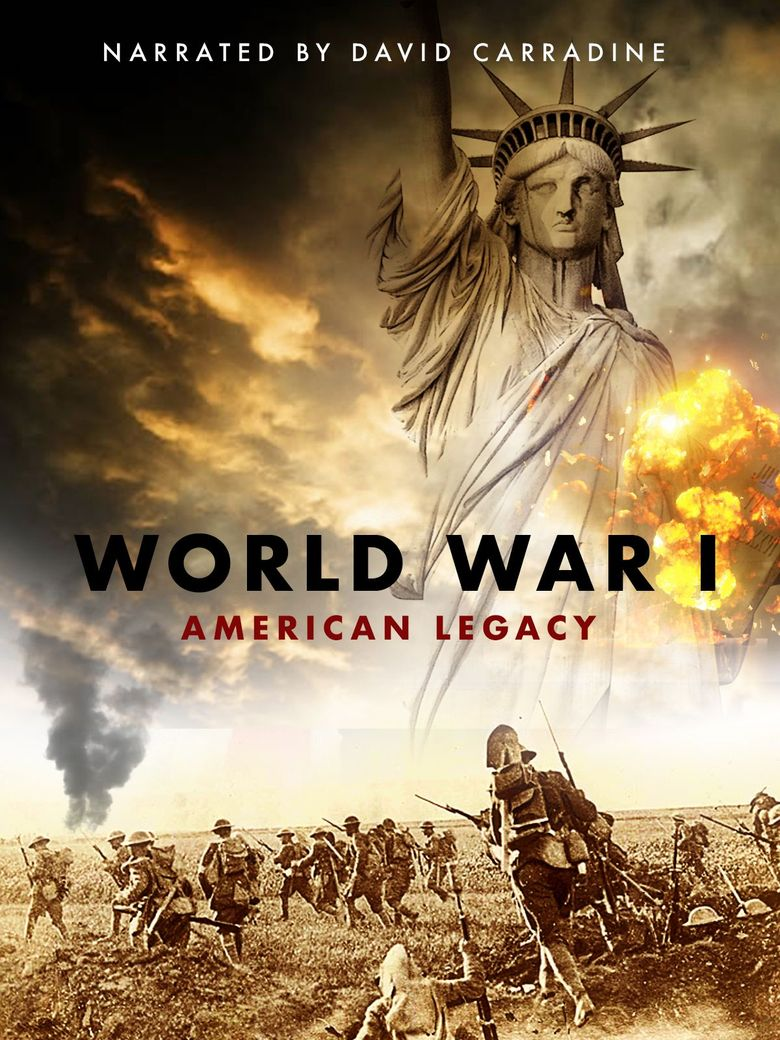 World War 1: American Legacy Poster