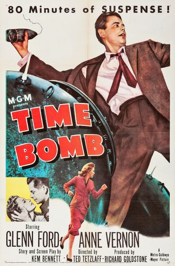 Time Bomb Poster