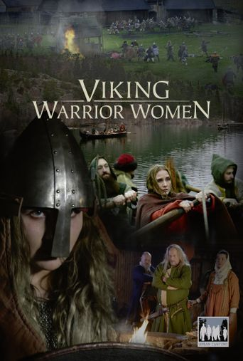 Viking Warrior Women Poster