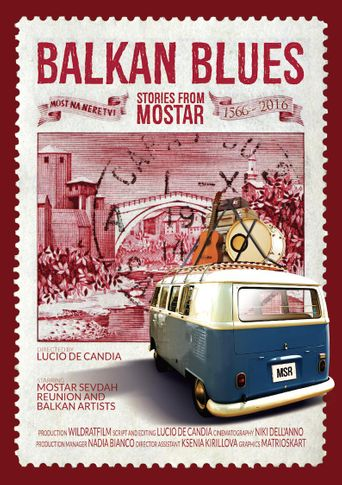 Balkan Blues: Stories from Mostar Poster