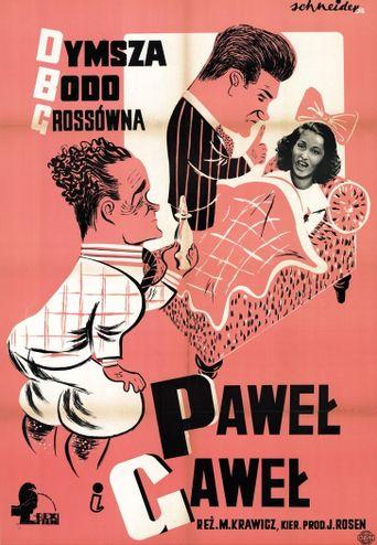 Paweł & Gaweł Poster