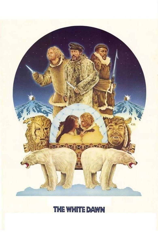 The White Dawn Poster
