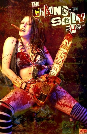 The Chainsaw Sally Show Season 2 Poster