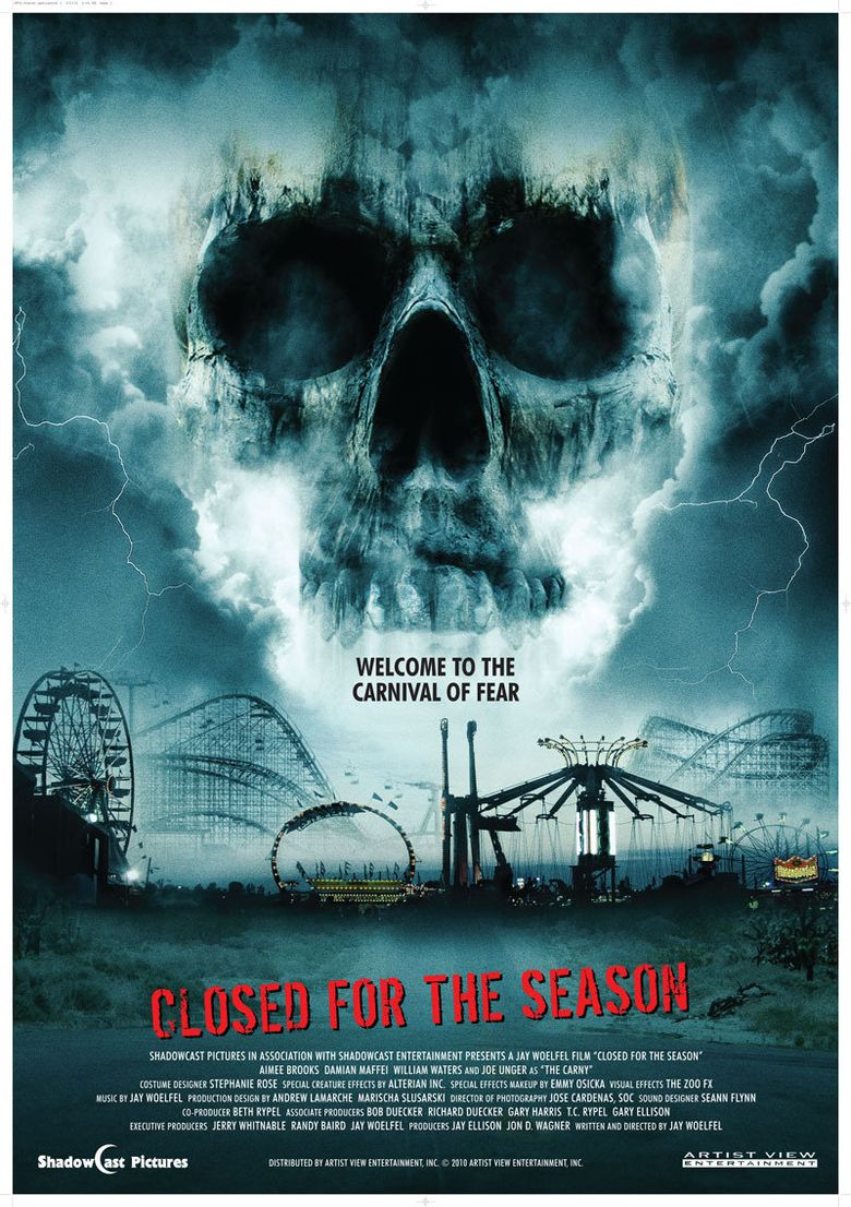 Closed for the Season Poster
