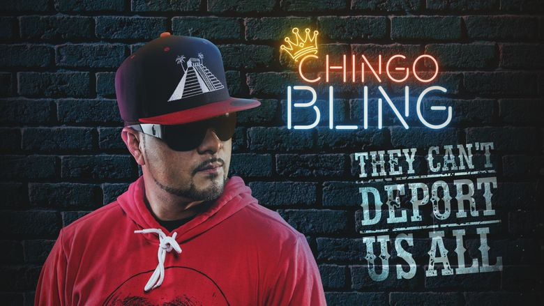 Chingo Bling: They Can't Deport Us All Poster