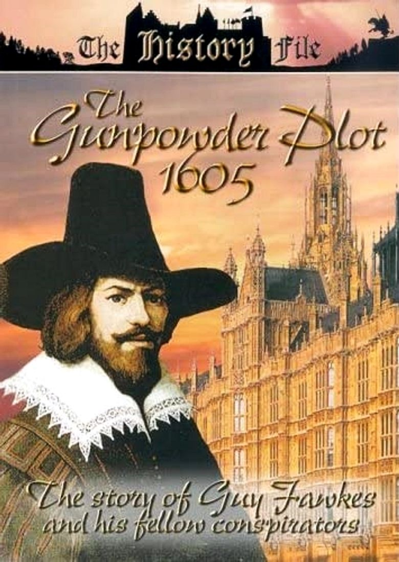 The Gunpowder Plot of 1605 Poster