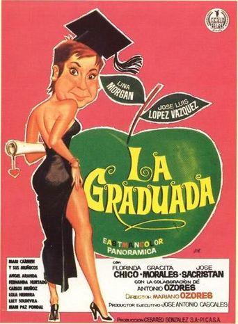 La graduada Poster