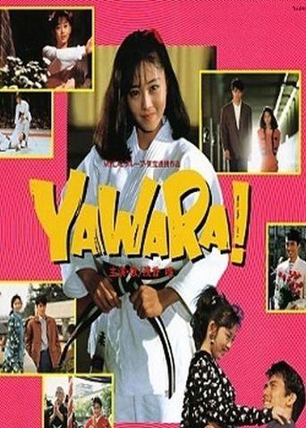 Yawara! Poster