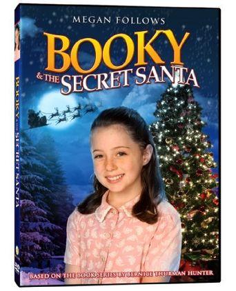 Booky & the Secret Santa Poster