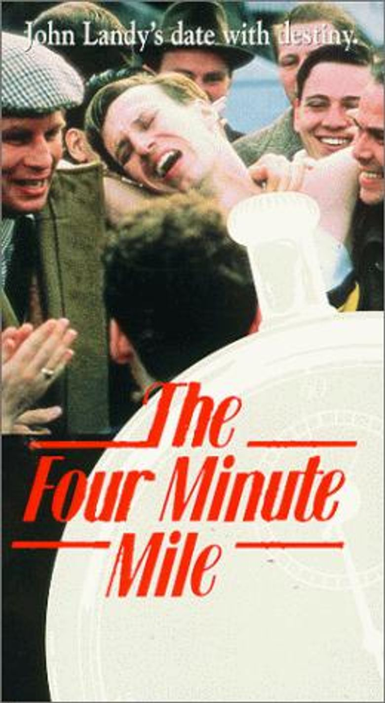 The Four Minute Mile Poster