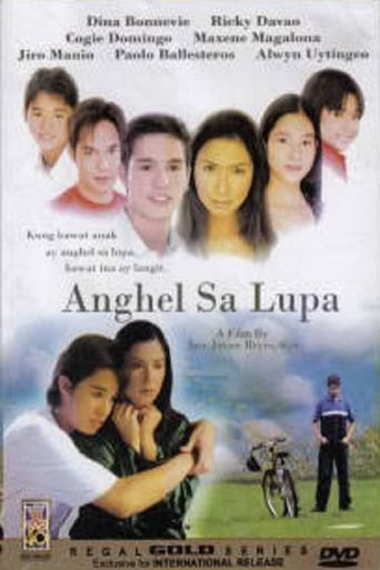 Angel on Earth Poster