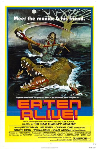 Watch Eaten Alive