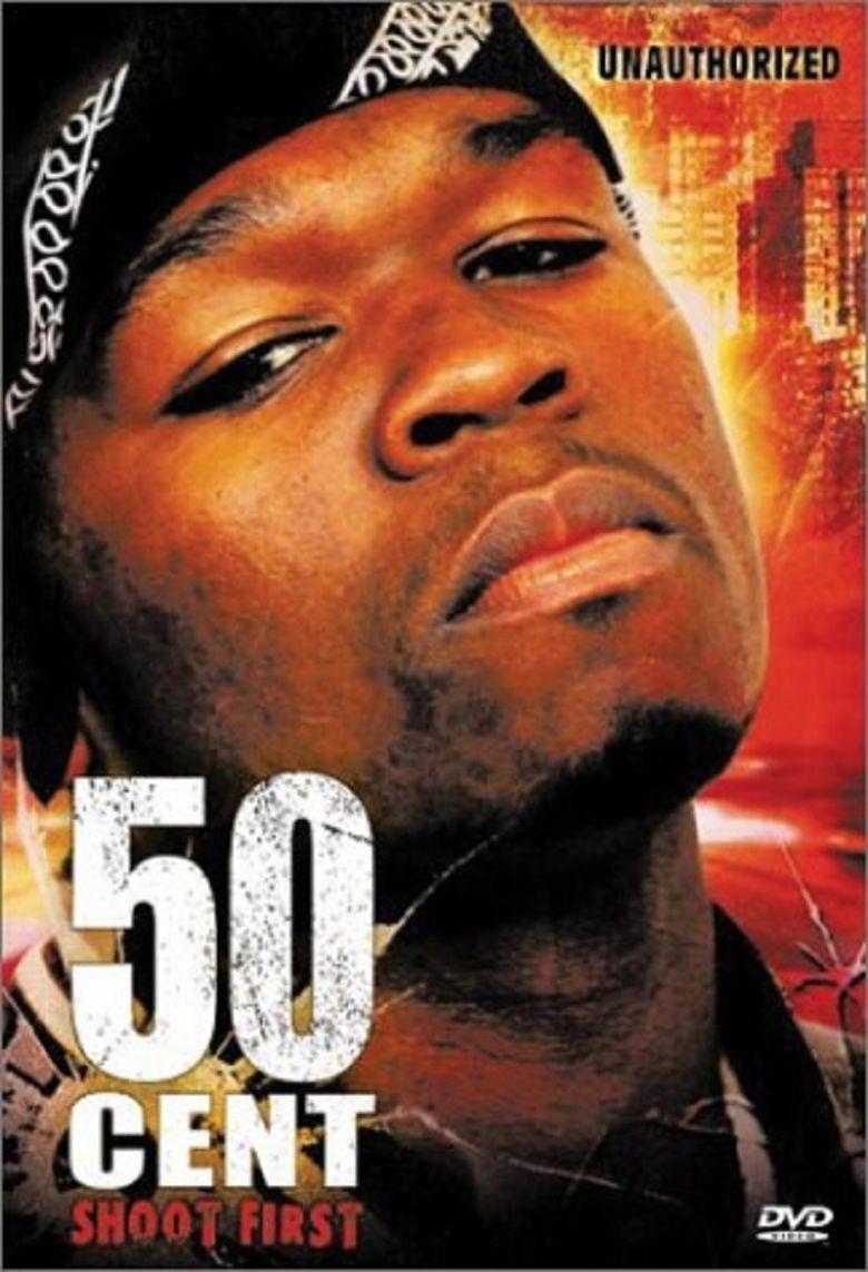 50 Cent - Shoot First Poster