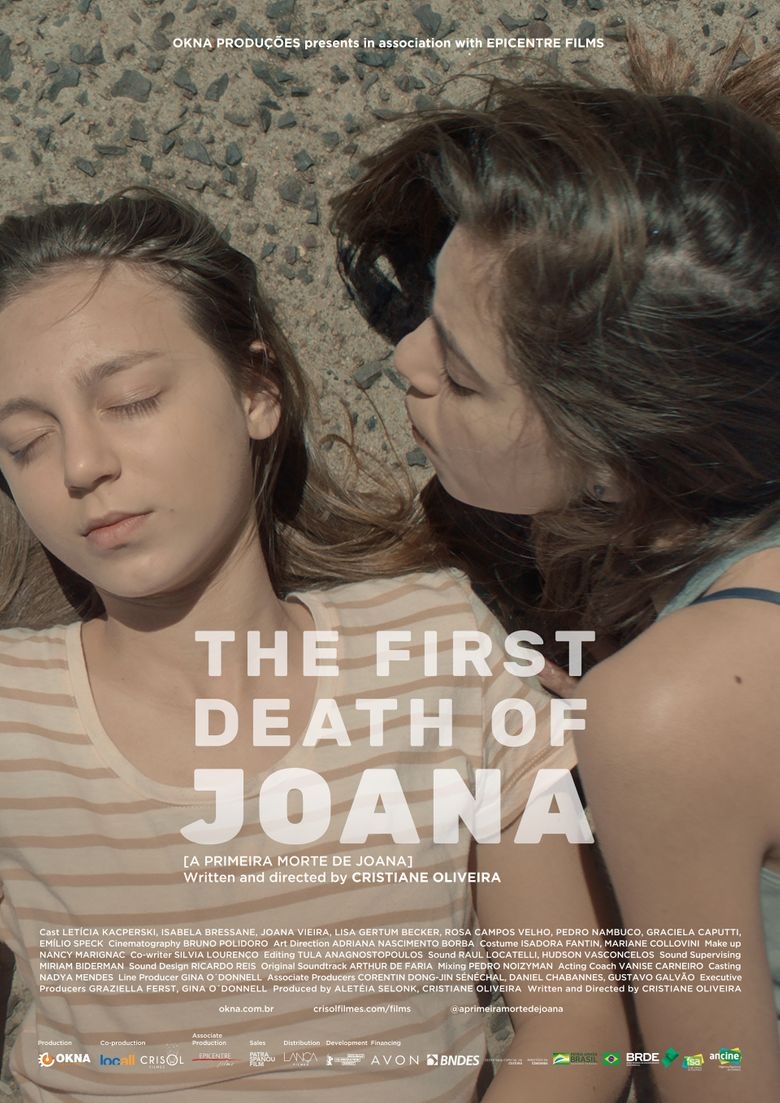 The First Death of Joana Poster