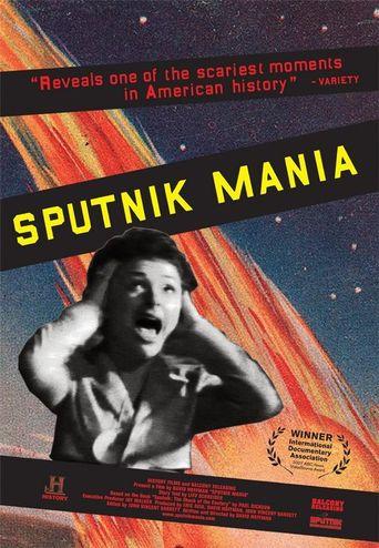 Sputnik Mania Poster