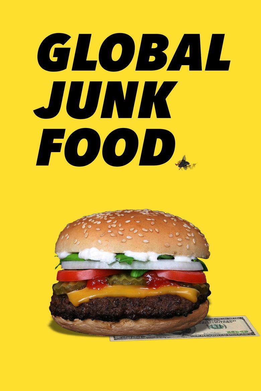 Global Junk Food Poster