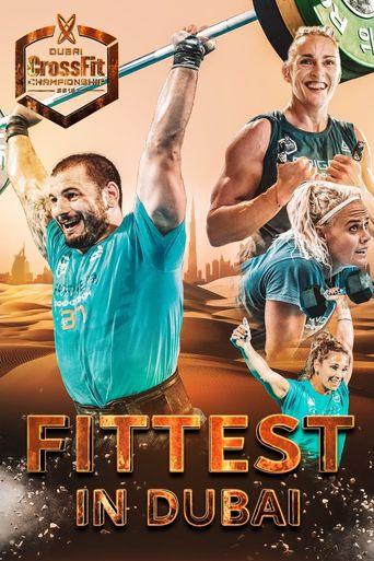 Fittest in Dubai Poster