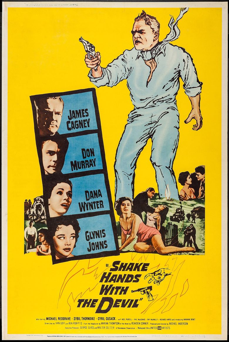 Shake Hands with the Devil Poster