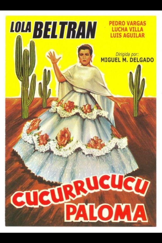 Cucurrucucú Paloma Poster