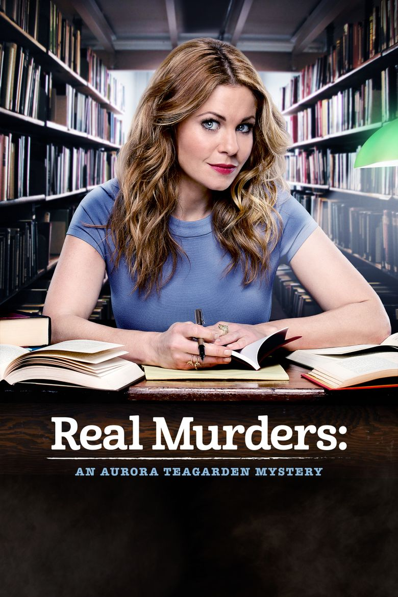 Real Murders: An Aurora Teagarden Mystery Poster