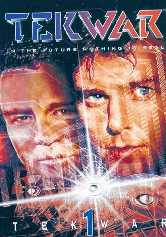 TekWar: TekLab Poster